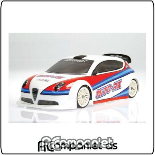 Mon-Tech - Mito Rally 1:10 FWD