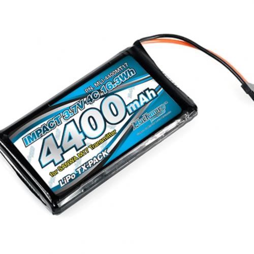 Radiobatterier