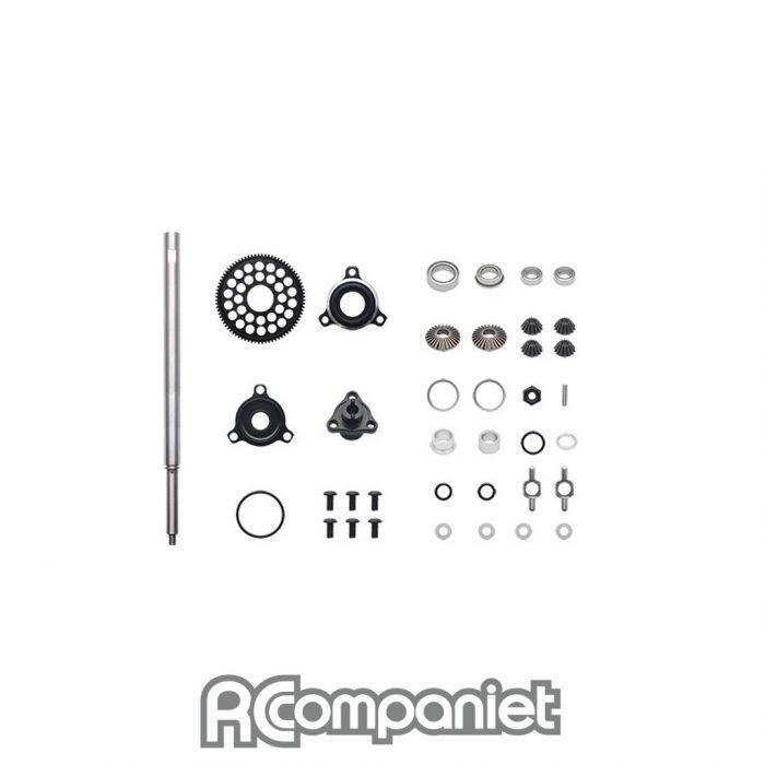 1/12 Pan Car Gear Diff Set