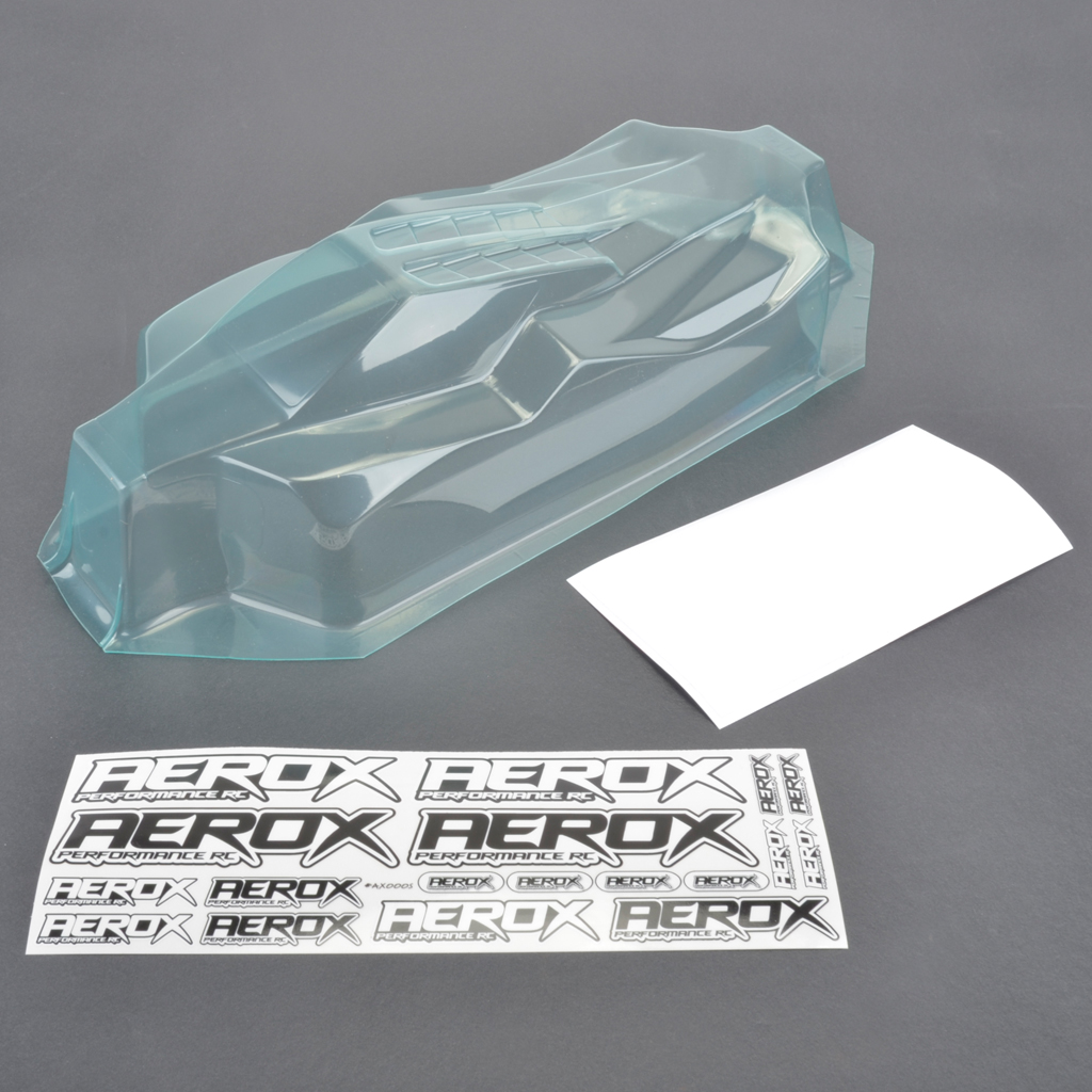 Aerox Body Shell CAT L1 Ultra Light - 0.5mm