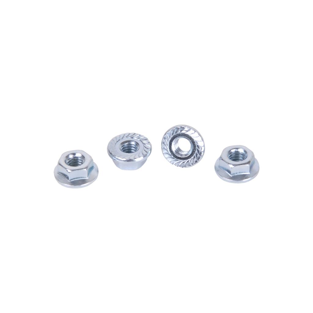 CORE RC - Serrated M4 Steel Wheel Nut pk4