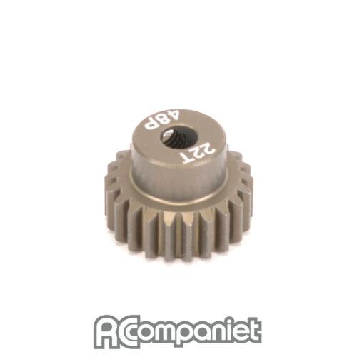 Pinion Gear 48DP 22T (7075 Hard)