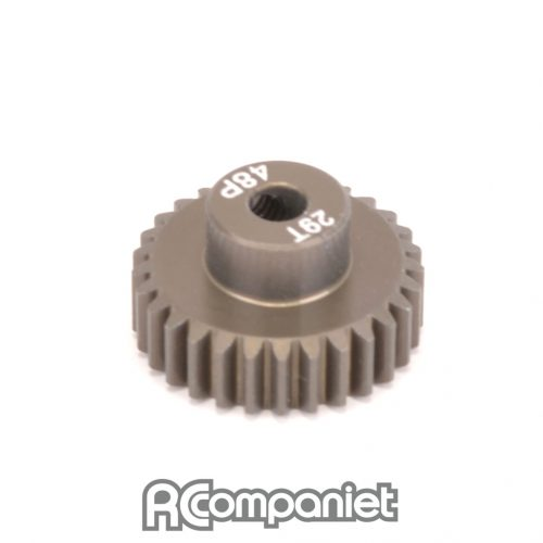 Pinion Gear 48DP 29T (7075 Hard)