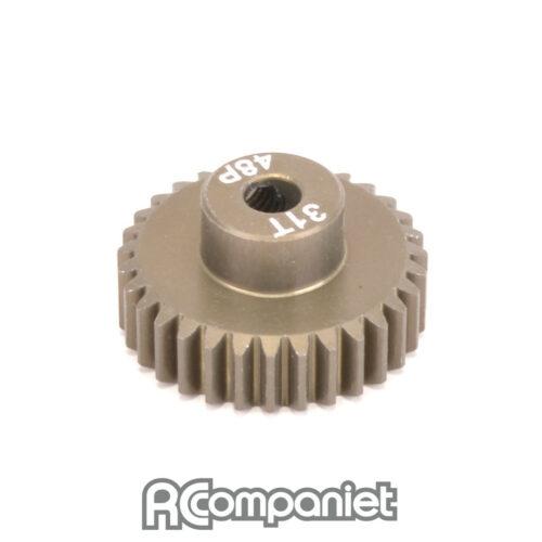 Pinion Gear 48DP 31T (7075 Hard)