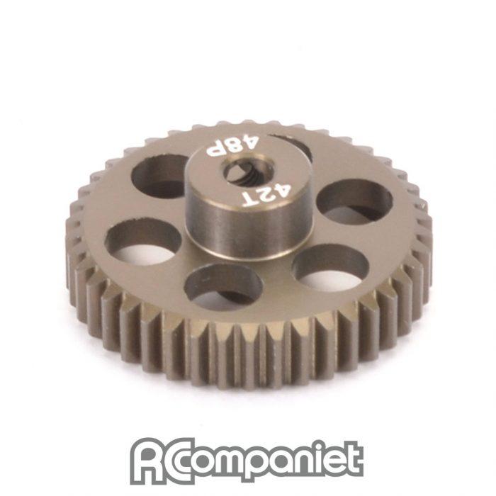Pinion Gear 48DP 42T (7075 Hard)