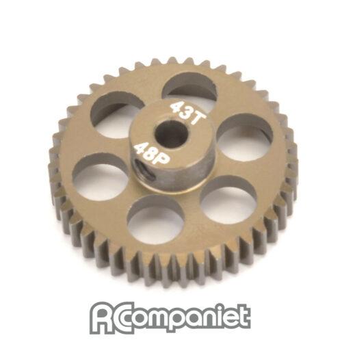 Pinion Gear 48DP 43T (7075 Hard)
