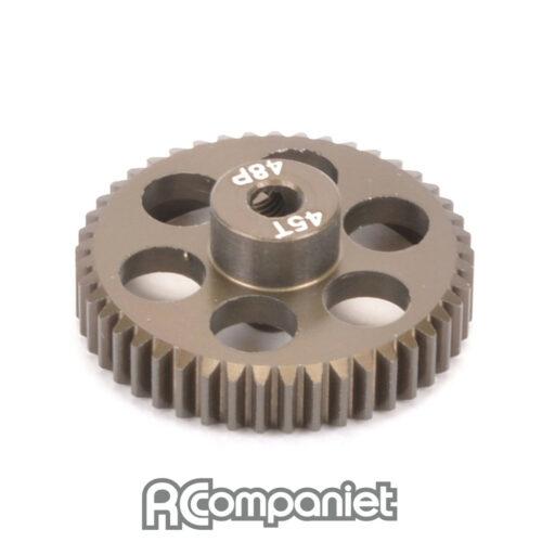 Pinion Gear 48DP 45T (7075 Hard)