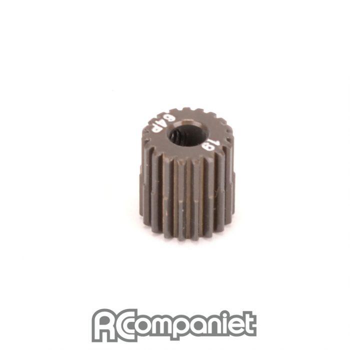 Pinion Gear 64DP 19T (7075 Hard)