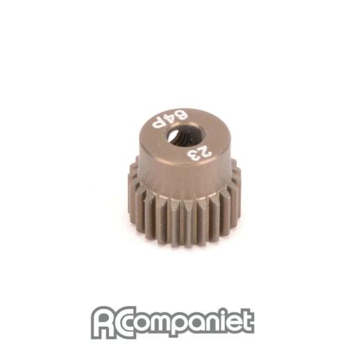 Pinion Gear 64DP 23T (7075 Hard)