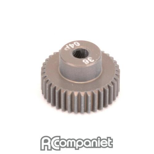 Pinion Gear 64DP 36T (7075 Hard)