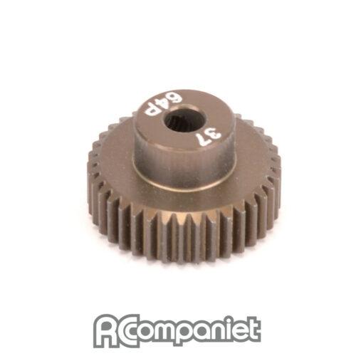 Pinion Gear 64DP 37T (7075 Hard)