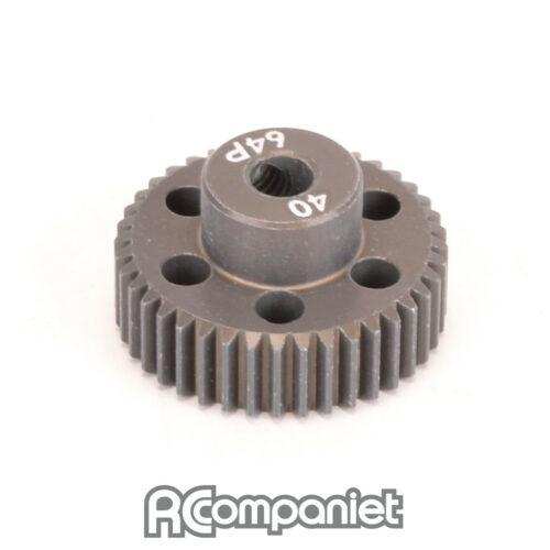 Pinion Gear 64DP 40T (7075 Hard)