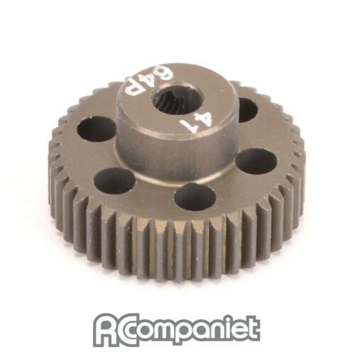 Pinion Gear 64DP 41T (7075 Hard)