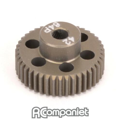 Pinion Gear 64DP 42T (7075 Hard)
