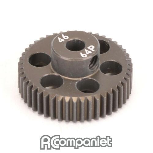 Pinion Gear 64DP 46T (7075 Hard)
