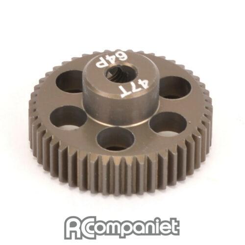 Pinion Gear 64DP 47T (7075 Hard)