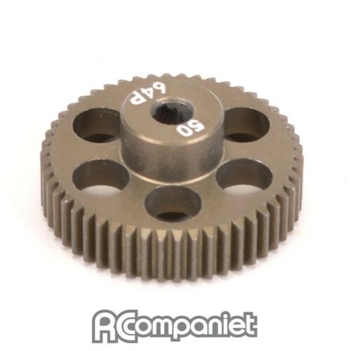 Pinion Gear 64DP 50T (7075 Hard)