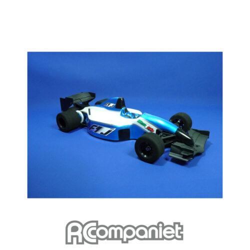 Montech F1 Electric Car 1/10 F1J Body