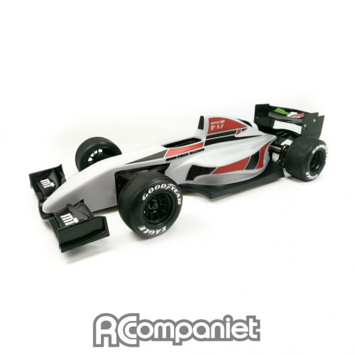 Montech F1 Car Body - F17