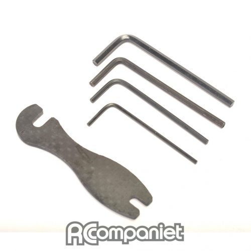 SPEED PK-Socket Wrenches-1.5/2.0/2.5/3.0mm