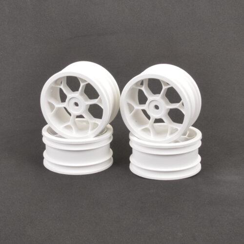 Wheel Y Spoke 25mm - White pk4