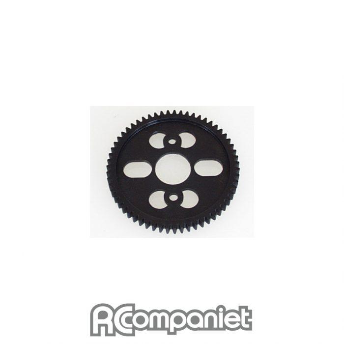 Spur Gear; 2 Speed - 59T