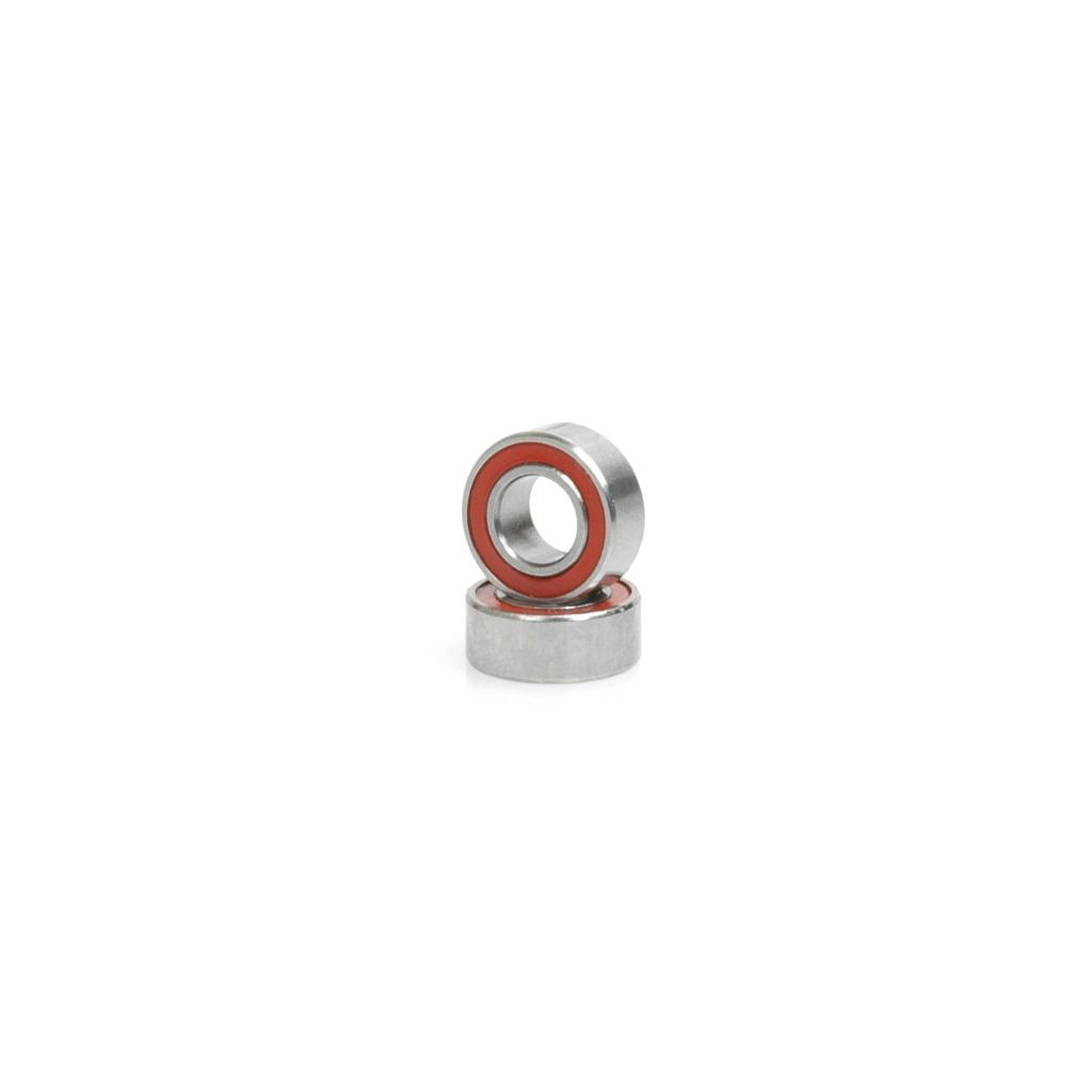 Ball Bearing - 5x10x4 Red Seal - (pr)