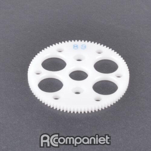 89T CNC Spur Gear - 48dp