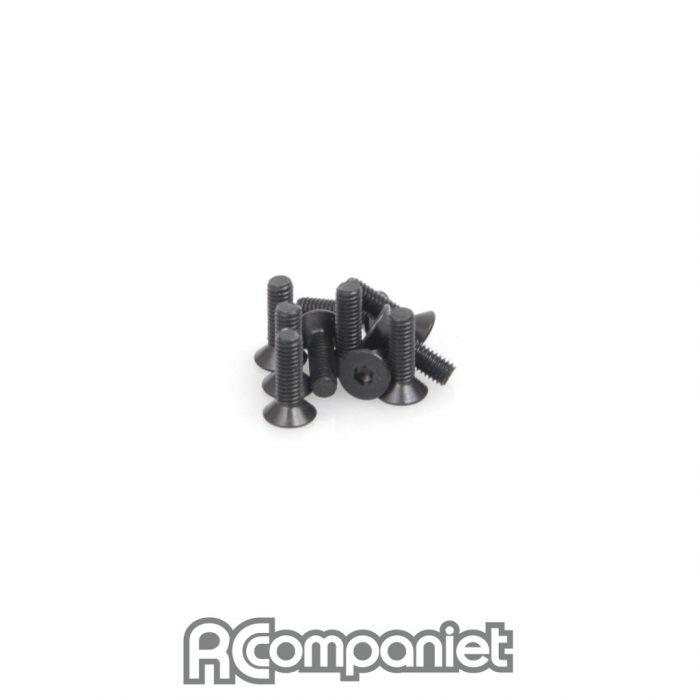 SPEED PACK - M3x12 Csk - M3 x 10 Button Screws