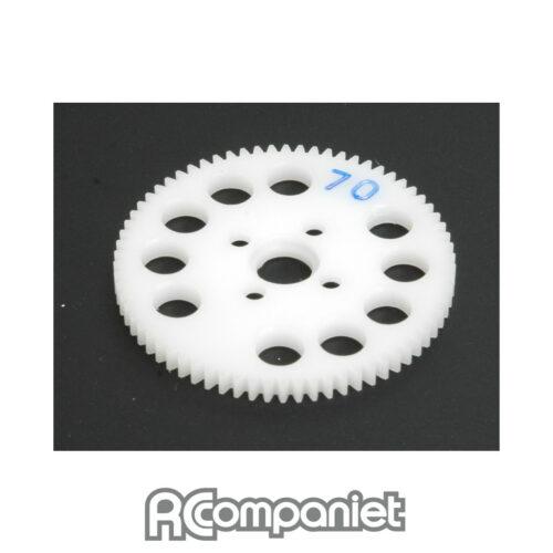 70T 48DP CNC Spur Gear  - Mi4/Mi5