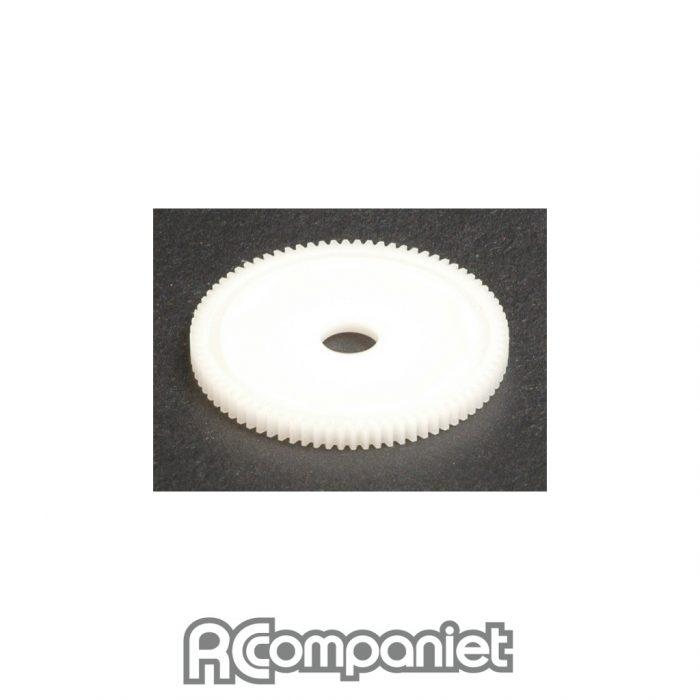 Gear; CNC 80t Spur - Slipper