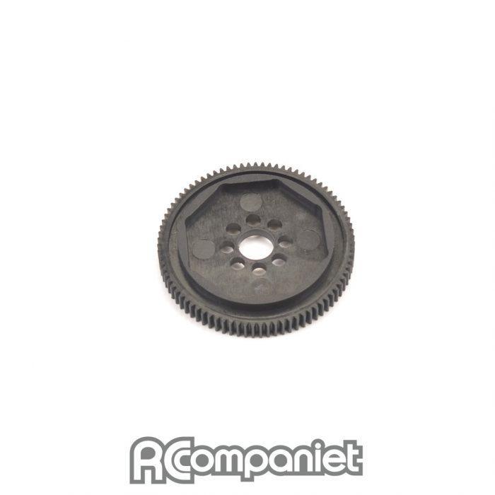Gear; CNC 82t Spur - 2/4 Plate Slipper