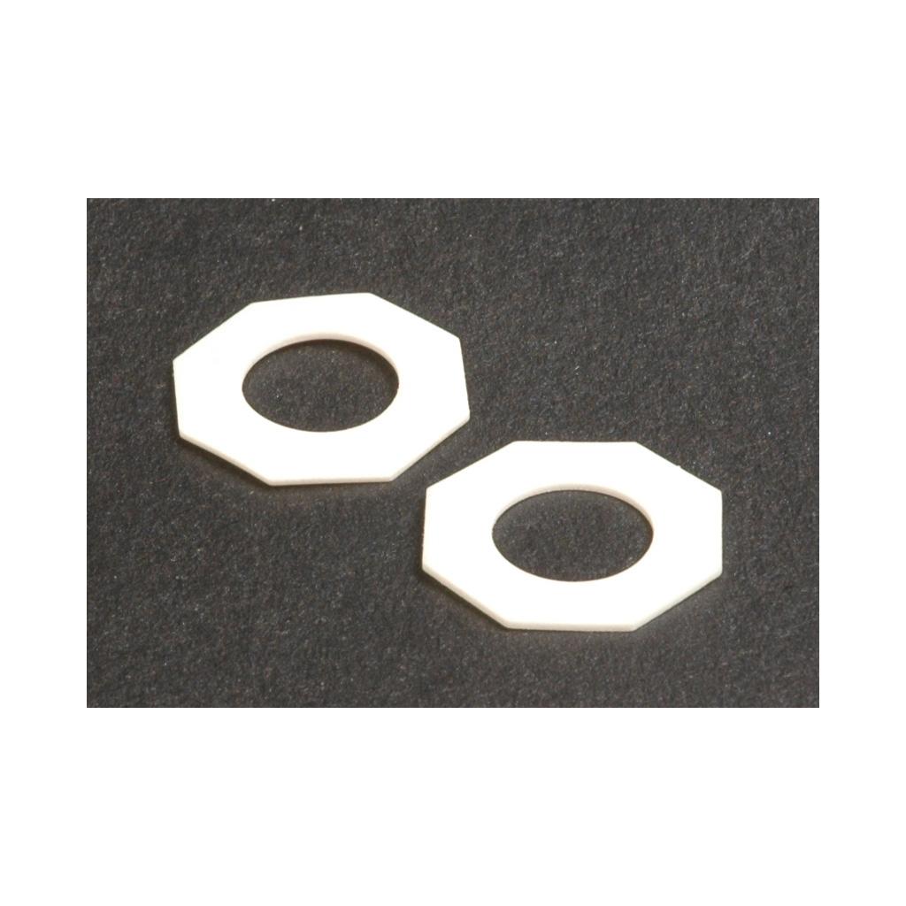 Slipper Pad; PTFE Octagon pr - Off Road