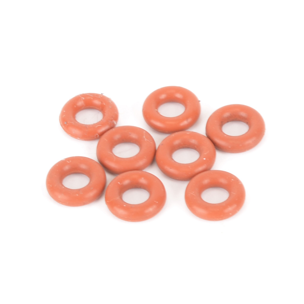 Off Road Shock O Ring 1/8 Silicone Pk 8