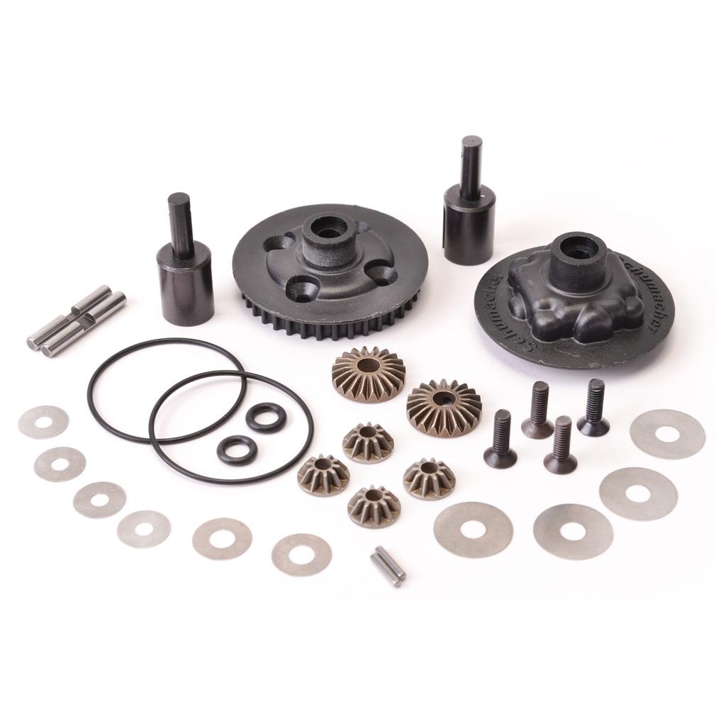 Gear Diff - K1/Aero,K2,KF/2,FT