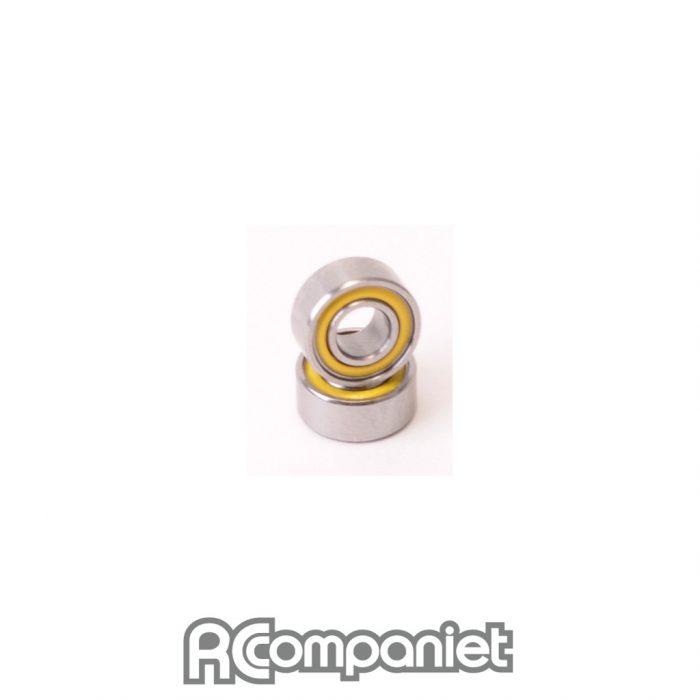Ball Bearing - 4x9x4 Shield - (pr)