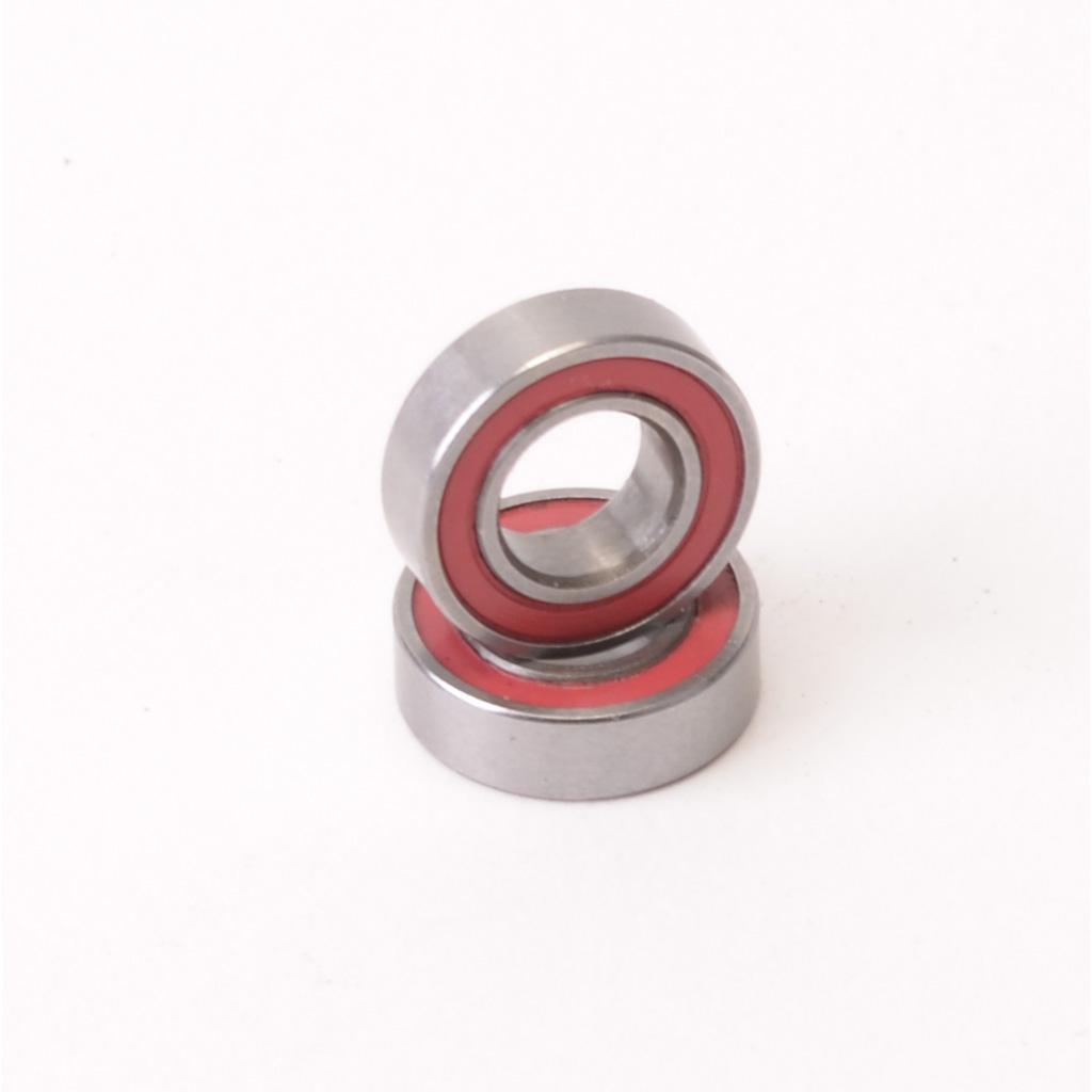 Ball Bearing - 5x10x3 Red Seal - (pr)