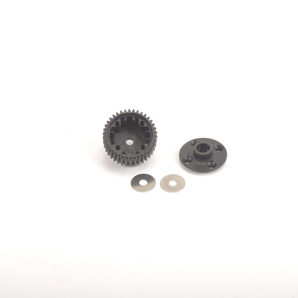 Gear Diff Mouldings - KR,LD,ST