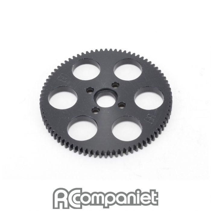 Spur Gear CNC - 80T - 48DP - Mi4-Mi6evo,FT