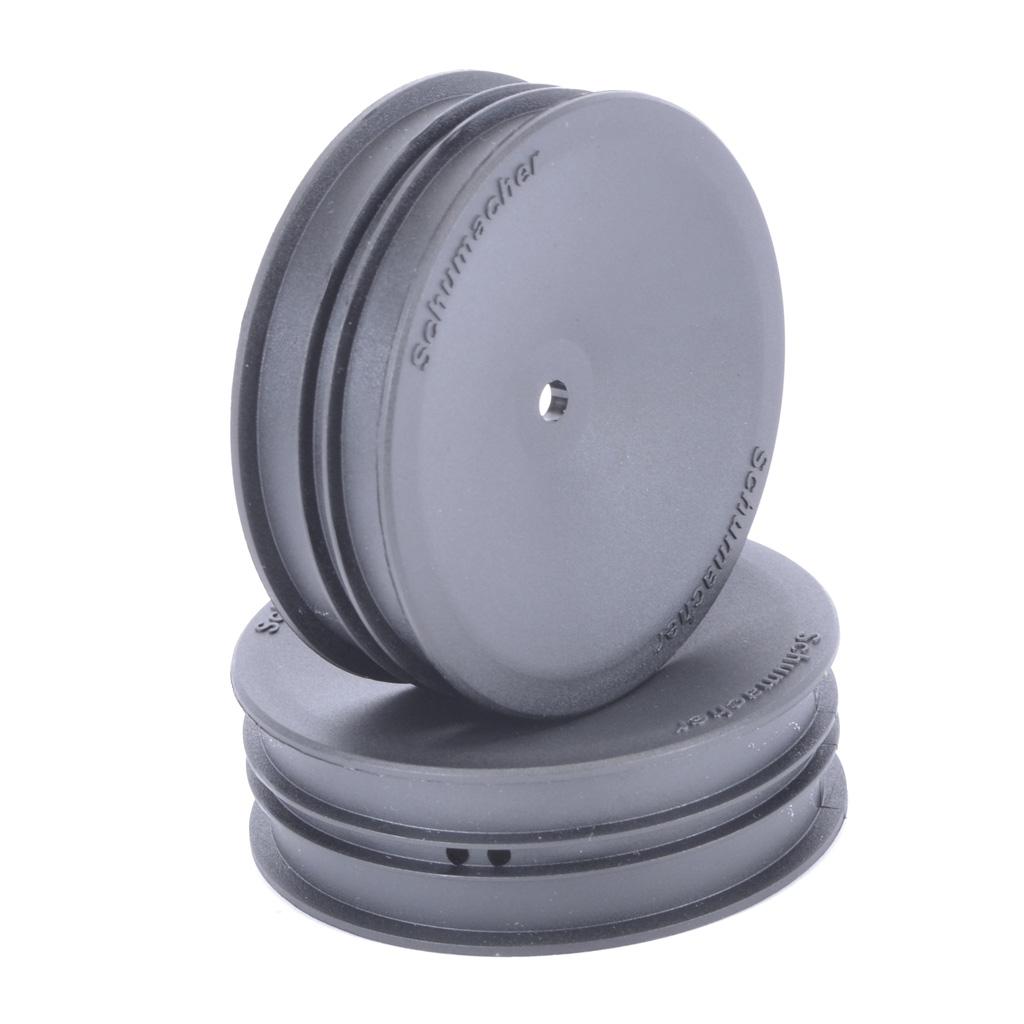 Wheel; Hex - Slim - 2WD - Black