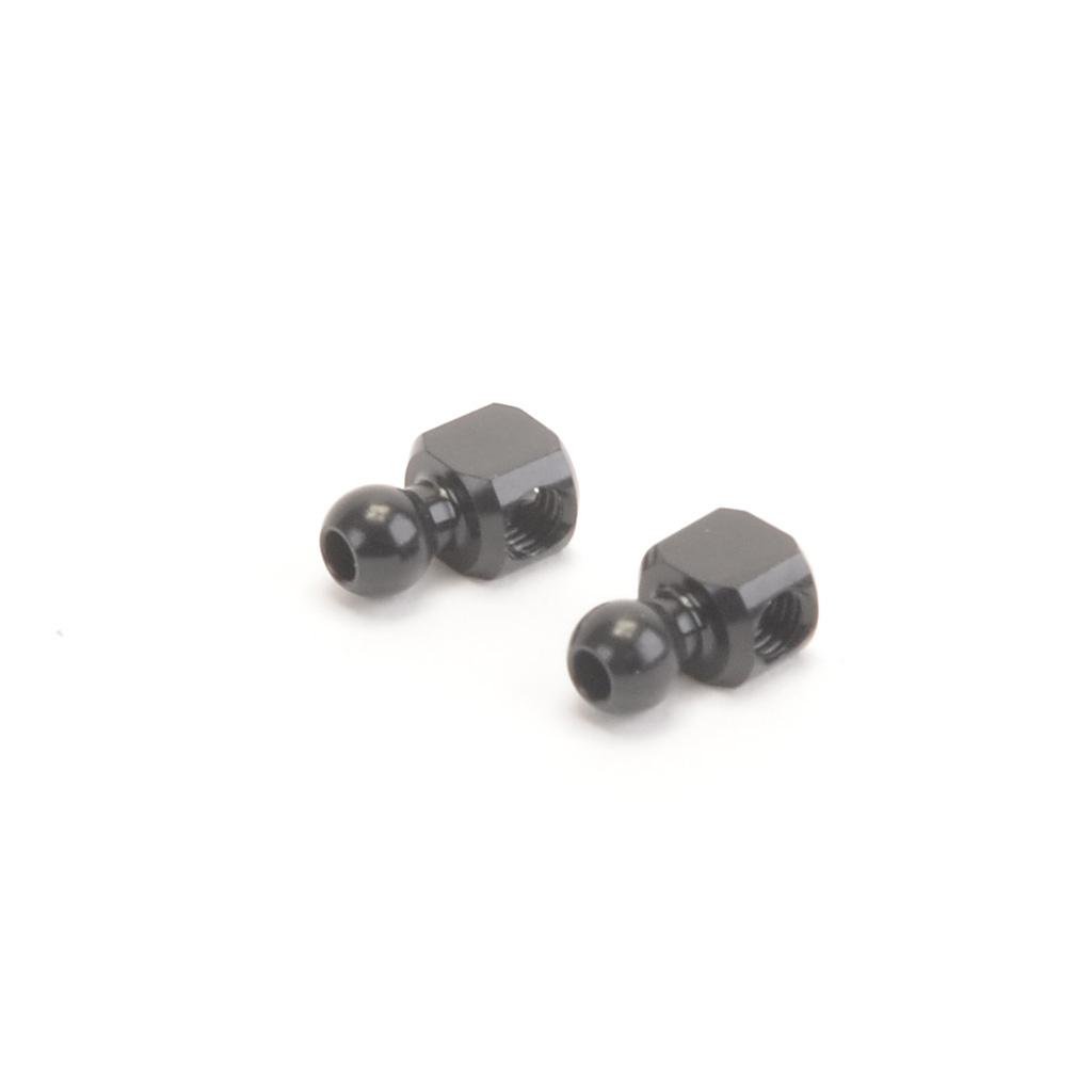 Rear Roll Bar Ball - Black 2pcs - K2,KD,KC,LD,ST