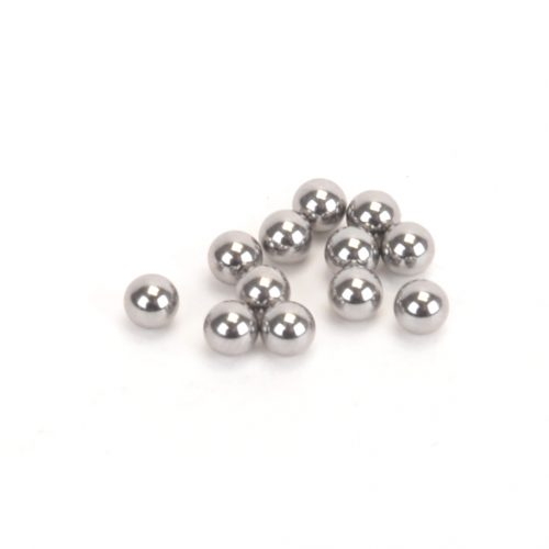 """1/8"""" Chrome Steel Ball -At/Ecl - pk12"""