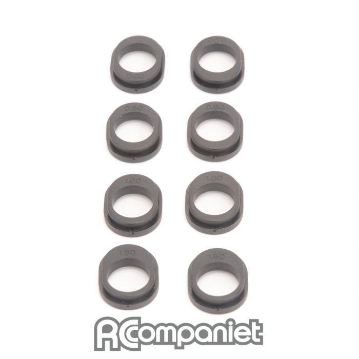 Ride Height Adjusters- 0.00-1.50 4prs - E1-E4,Icon