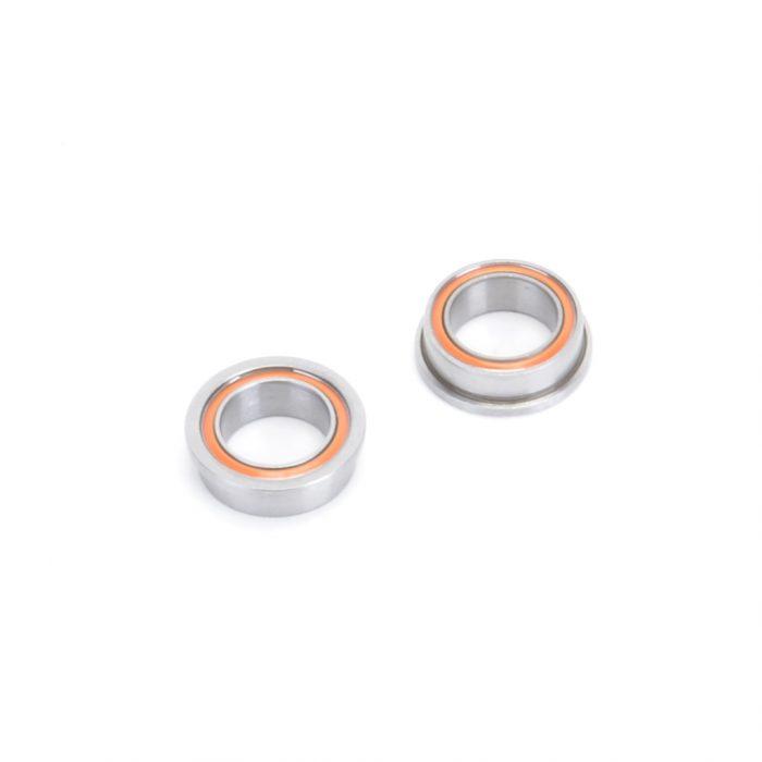 Ceramic Bearing 1/4 x 3/8 x 1/8 Flanged (pr)
