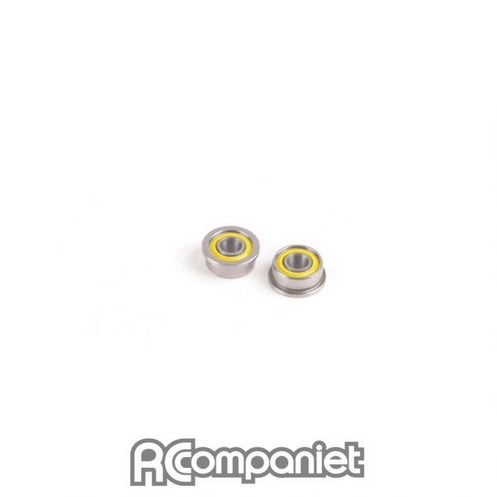 Ball Bearing-1/8x5/16 Flanged Yellow -(pr)