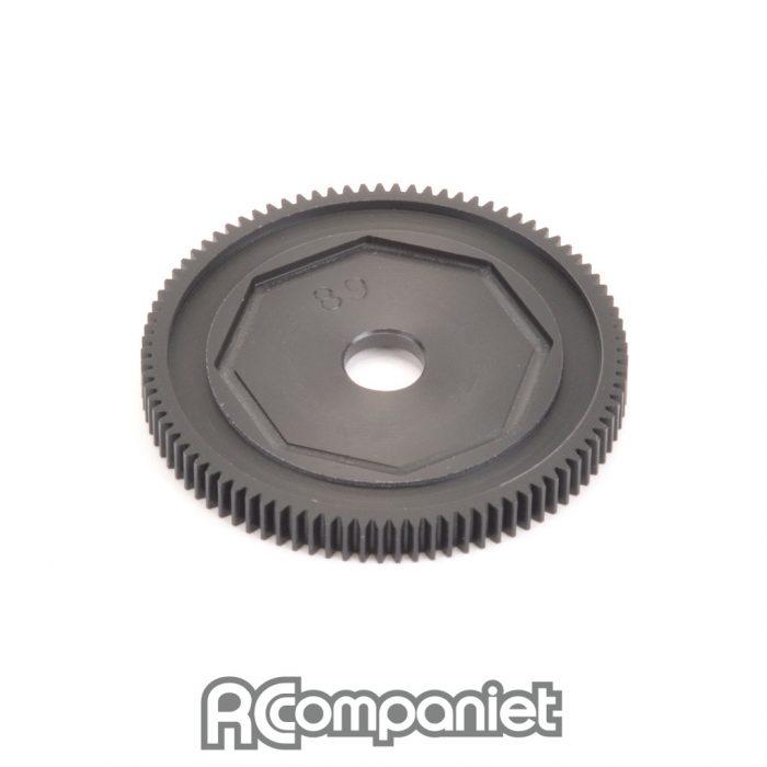 Gear; 89T Spur - Slipper