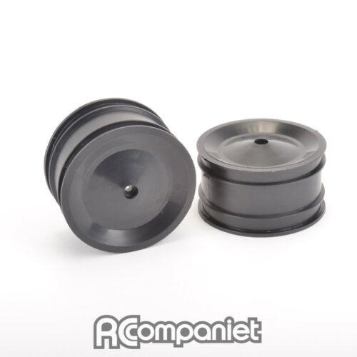 Rear Wheel Black (pr) - CAT XLS