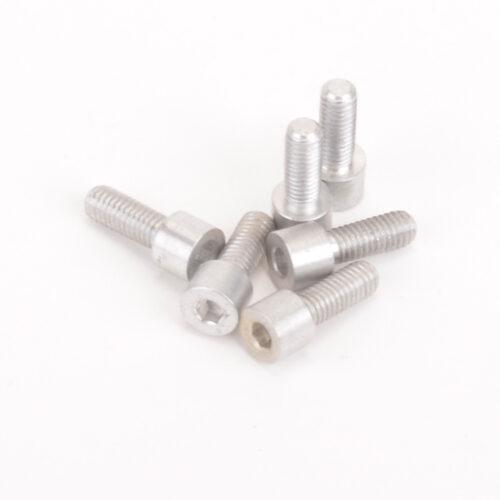 Alloy Rear Wheel Screws pk6 - A1,A2,E1-E4