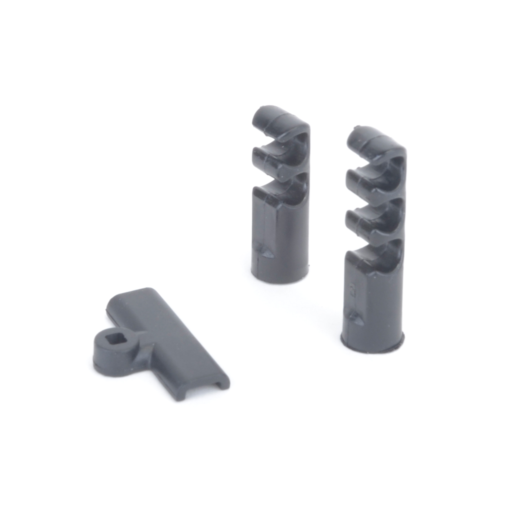 Wire Clamp Mouldings 3pcs - L1/EVO