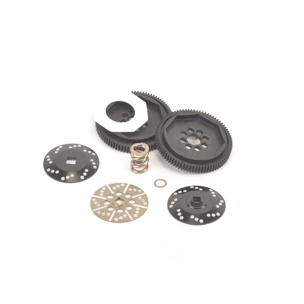 V2 3 Plate Slipper Clutch Conversion-LD,L1/EVO,ST
